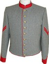 Enlisted Early War Confederate Shell Jacket, Artillery