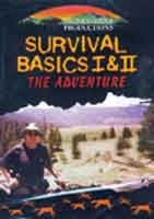 Survival Basics 1 & 2 on DVD