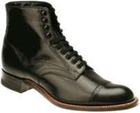 Men's Ankle Boot / Shoe. Madison high lace-up By Stacy Adams