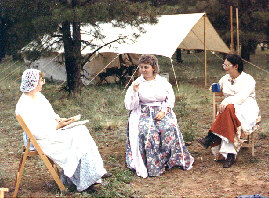 Women in camp