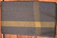 Civil War Cavalry Saddle Blanket, M1885