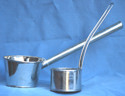 Tin Dippers / Tin Ladles, tinware