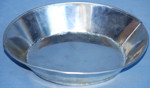 Tin Wash Basin (Small), 1800s