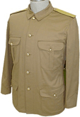 M1899 Enlisted Khaki Field Blouse, Infantry