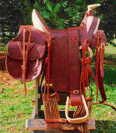 Drover Saddle (1800s/19th Century)