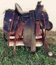 Western Saddle (1800s/19th Century)