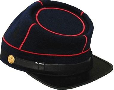 823a8644 U.S. enlisted uniform slouch hat - American Civil War hats